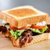 Bacon Lettuce & Tomato on Texas Toast
