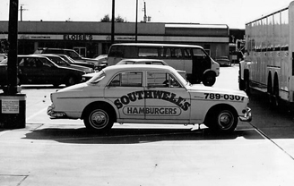 Southwells Hamburger Car